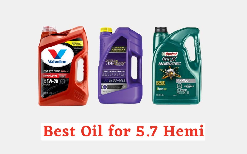 best oil for 5.7 Hemi
