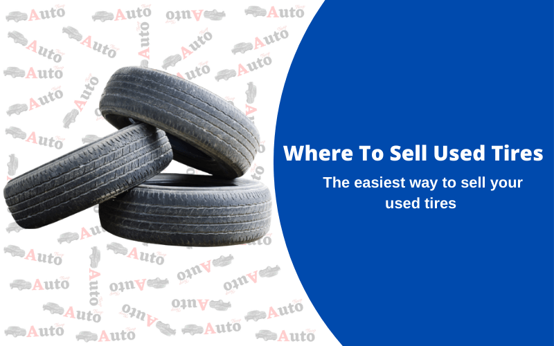 Where To Sell Used Tires?